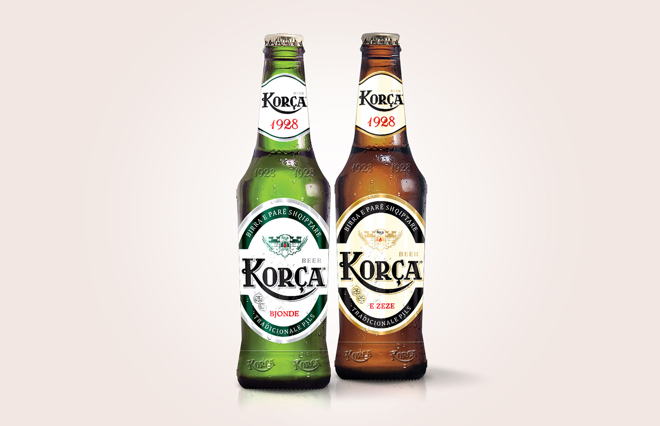 Korça Beer